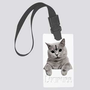 LUCIPURR Large Luggage Tag