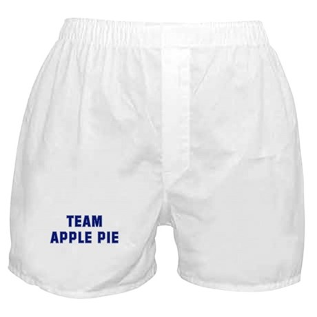 Team APPLE PIE Boxer Shorts