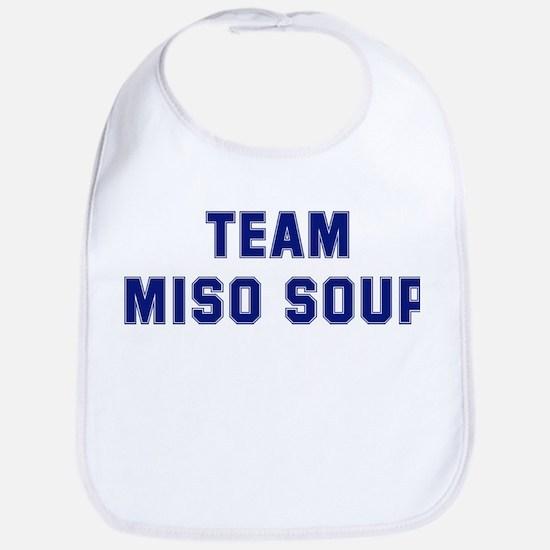Team MISO SOUP Bib