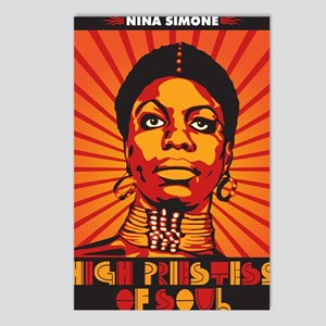 High Priestess of Soul Postcards (Package of 8)
