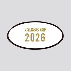 Class Of 2026 (Grunge-b) Patches