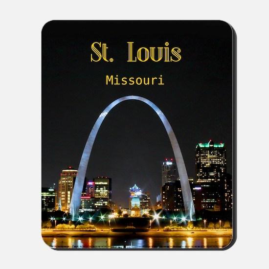 StLouis_6.90x9.10_iPad Mousepad