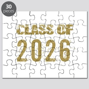 Class Of 2026 (Grunge-b) Puzzle
