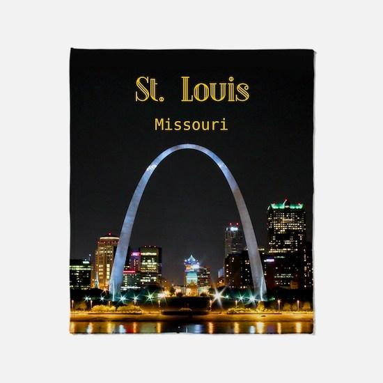 StLouis_6.90x9.10_iPad Throw Blanket