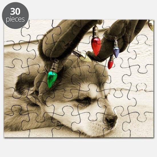Chester round 3.5 x 3.5 Puzzle