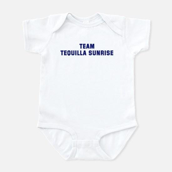 Team TEQUILLA SUNRISE Infant Bodysuit
