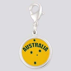 AUSTRALIASOUTHERNSTARyellowsquare Charms