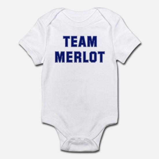 Team MERLOT Infant Bodysuit