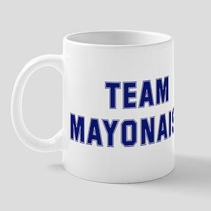 Team MAYONAISE Mug