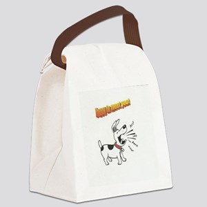Yappy Express Canvas Lunch Bag