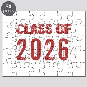 Class Of 2026 (Grunge-c) Puzzle