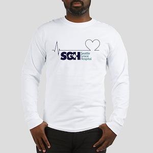 Grey's Anatomy Seattle Grace H Long Sleeve T-Shirt