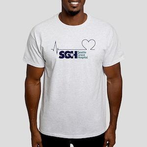 Grey's Anatomy Seattle Grace Hospita Light T-Shirt