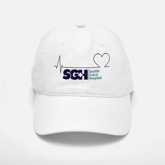 Grey's Anatomy Seattle Grace Hospital Baseball Baseball Cap