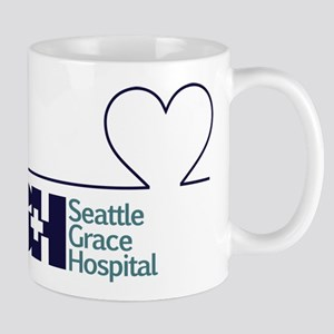 Grey's Anatomy Seattle Grace Hos 11 oz Ceramic Mug