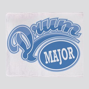 Drum Major Throw Blanket