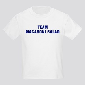 Team MACARONI SALAD Kids Light T-Shirt