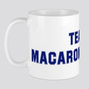 Team MACARONI SALAD Mug