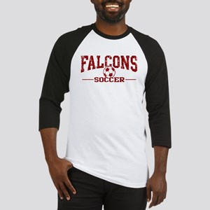 Falcons Soccer Kids Baseball Jersey