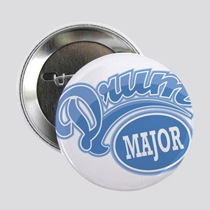 "Drum Major 2.25"" Button"