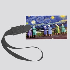 Day Trippers Large Luggage Tag