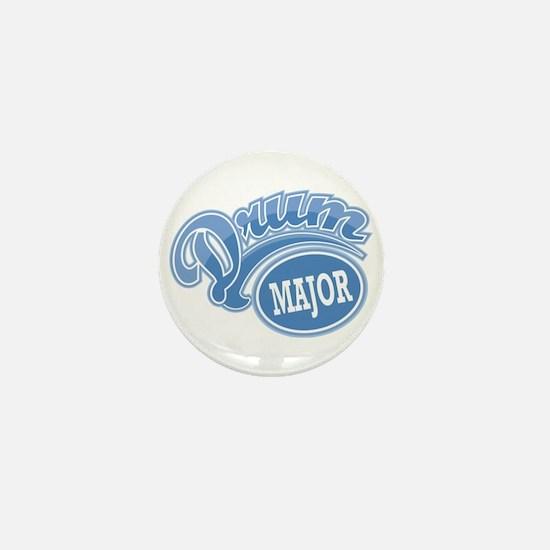 Drum Major Mini Button