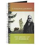 Personal Journal (blank, unlined inside)
