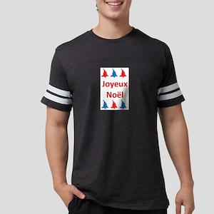 joyeux noel Mens Football Shirt