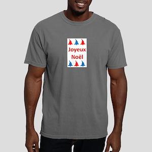 joyeux noel Mens Comfort Colors Shirt
