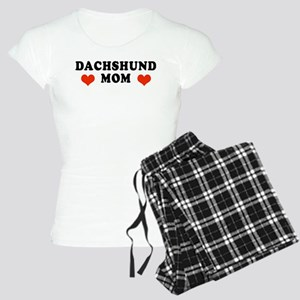 Dachshund_Mom2.jpg Women's Light Pajamas