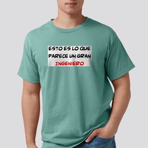 gran ingeniero Mens Comfort Colors Shirt
