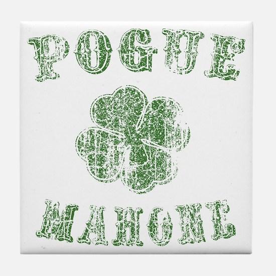 pogue-mahone-vint-LTT Tile Coaster
