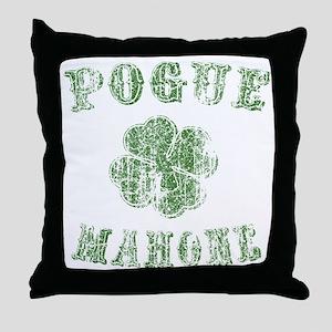 pogue-mahone-vint-LTT Throw Pillow