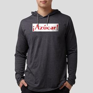azucar Mens Hooded Shirt