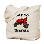 Pimp My Tricycle Tote Bag
