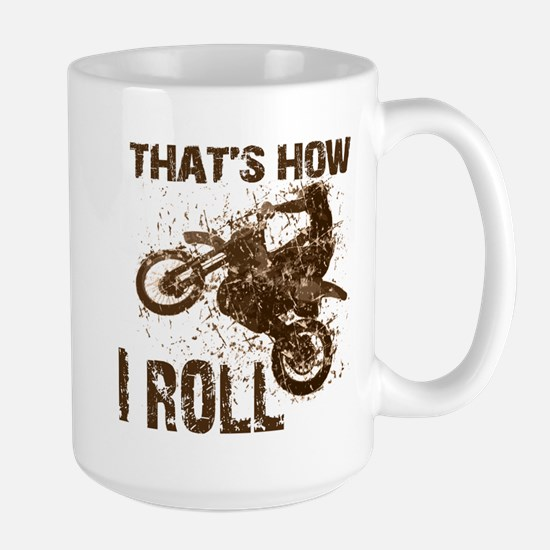Motorcycle, that's how I roll. Mugs