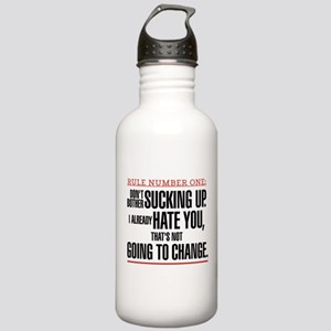 Grey's Anatomy Rule Nu Stainless Water Bottle 1.0L