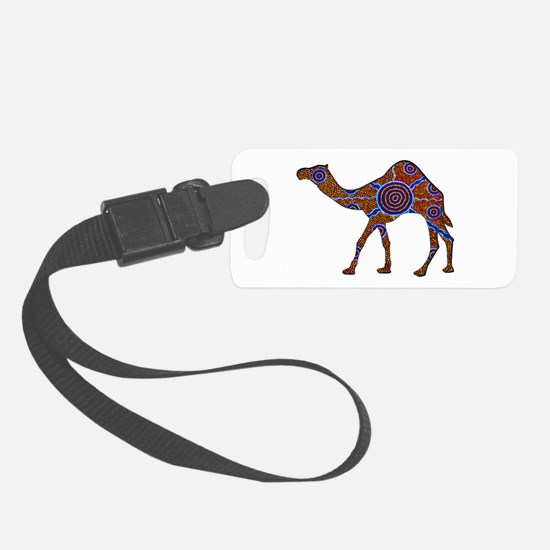 PAINTED WANDERER Luggage Tag