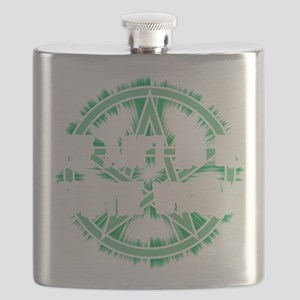 No Rest for the Wiccan (Dark) Flask