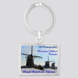 cover wall cal Landscape Keychain