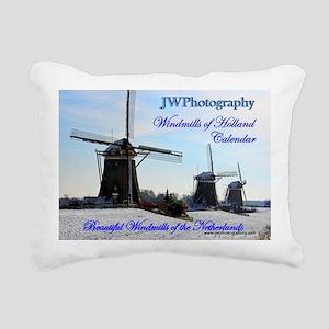 cover wall cal Rectangular Canvas Pillow