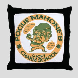 pog-mo-boxer-T Throw Pillow