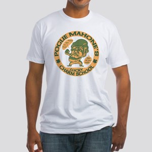 pog-mo-boxer-T Fitted T-Shirt