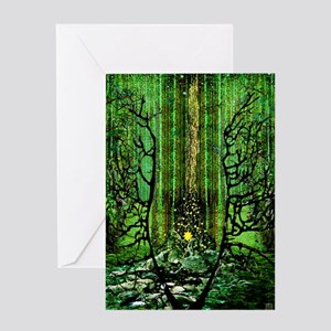 Prayer for the Forests C Lt Greeting Card