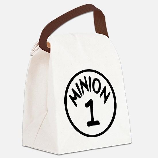 Minion 1 One Children Canvas Lunch Bag
