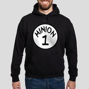 Minion 1 One Children Hoodie (dark)