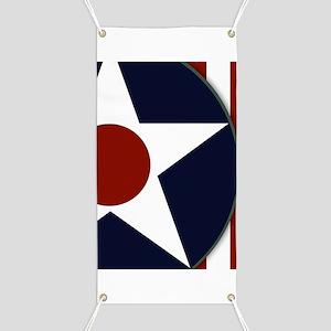 Star and stripes vintage star Banner
