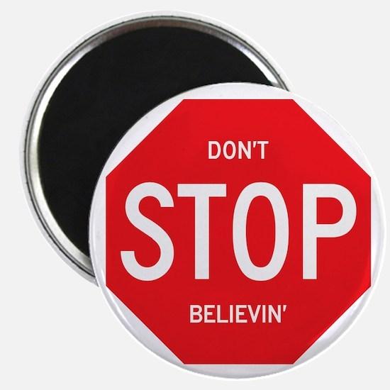 (Dont) STOP (Believin) Magnet