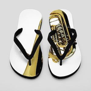 TUBA-BACK Flip Flops