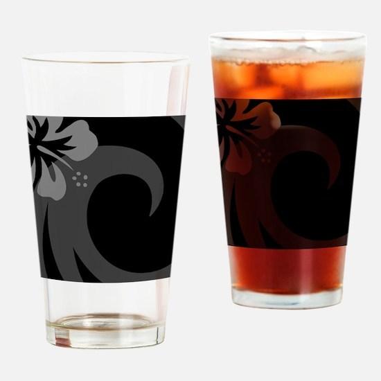 Black Travel Valet Drinking Glass